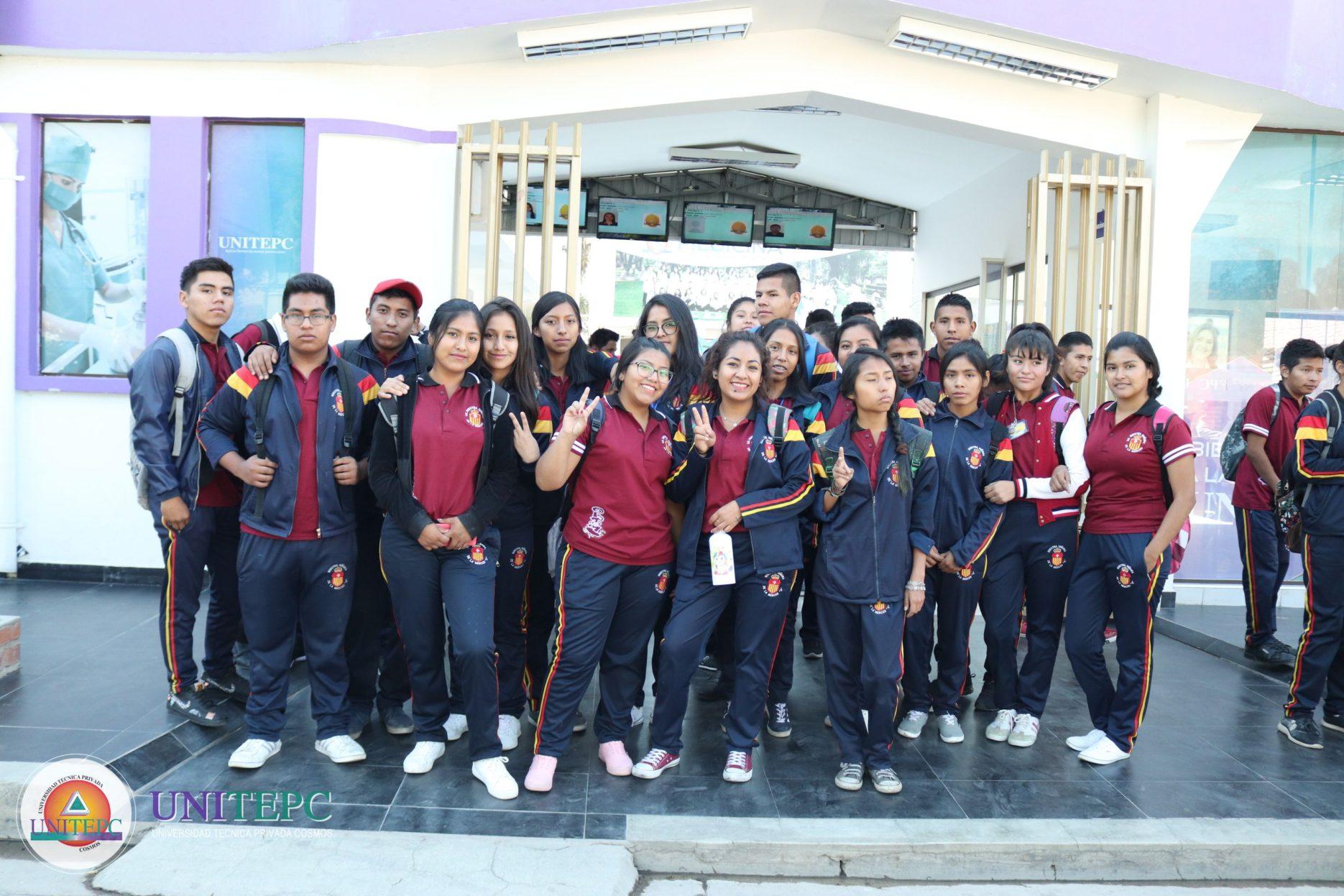 Unidades educativas Nuestra Señora de la Merced y Luis Quintín Vila