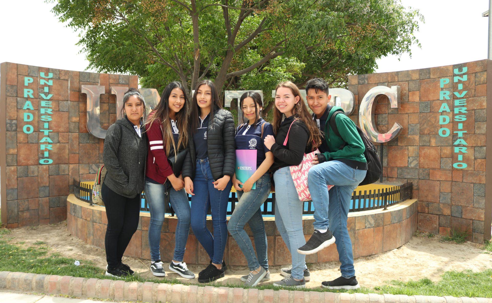 Visita del Colegio Amerinst al Campus Florida