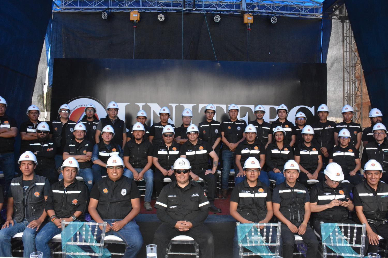 36 ingenieros de Sonido se titulan en la UNITEPC e inician su carrera profesional