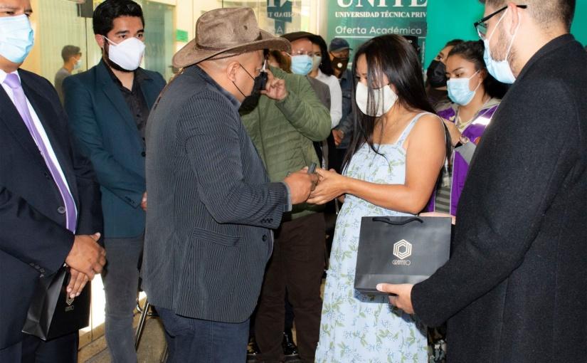 UNITEPC inauguró una oficina de Unidades de Asesoramiento Económico y Emprendimiento